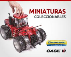 Miniatura coleccionables de juguetes agrícolas